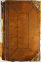 Sessional Records of the 1st Presbyterian Church of Trenton Delaware County Ohio 1873-1937 (p. 1)